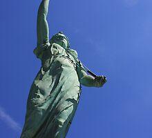 Lady Liberty by John McGauley