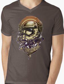 The Empire Rises  Mens V-Neck T-Shirt