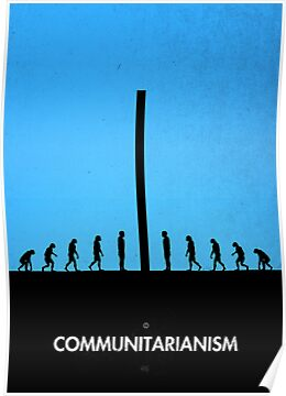 99 Steps of Progress - Communitarianism by maentis
