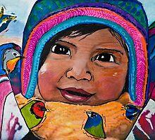 Peruvian Baby by Pascal and Isabella Inard