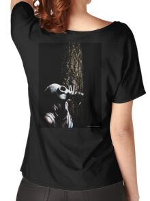 Gas Mask Stalk Women's Relaxed Fit T-Shirt