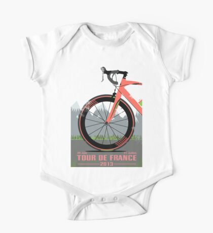 Tour De France Bike Kids Clothes