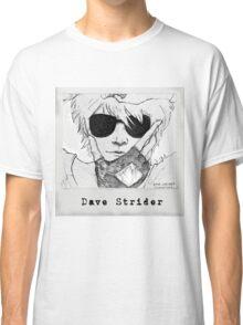 Dave Strider // Homestuck Classic T-Shirt