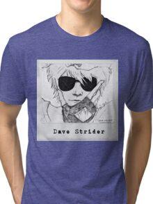 Dave Strider // Homestuck Tri-blend T-Shirt