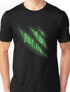 i bleed the matrix Unisex T-Shirt