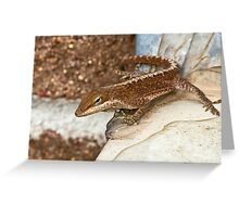 Anole Greeting Card