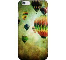 Flight of the Balloons  iPhone Case/Skin