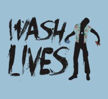 Wash Lives Kids Tee