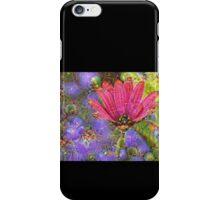 Multicolored Floral Machine Dreams #2 iPhone Case/Skin