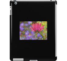 Multicolored Floral Machine Dreams #2 iPad Case/Skin