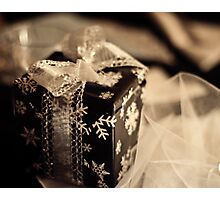 The Gift Photographic Print
