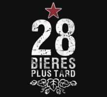 28 Bieres Plus Tard by Thomas Jarry