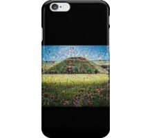 Silbury Hill Machine Dreams iPhone Case/Skin