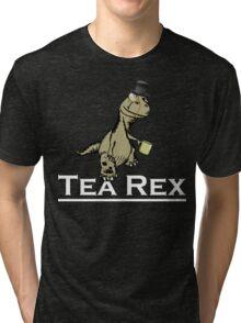 Tea-Rex Tri-blend T-Shirt