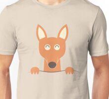 Pocket Kangaroo Unisex T-Shirt