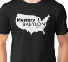 MYSTERY BABLYON BLK Unisex T-Shirt