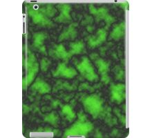 Green Pattern iPad Case/Skin