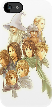 lord of the rings - the fellowship of the ring by archdaleminer