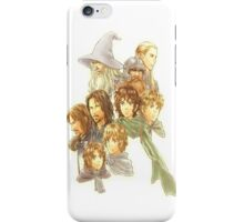 lord of the rings - the fellowship of the ring iPhone Case/Skin