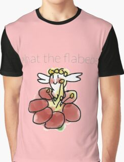 What the Flabebe Graphic T-Shirt
