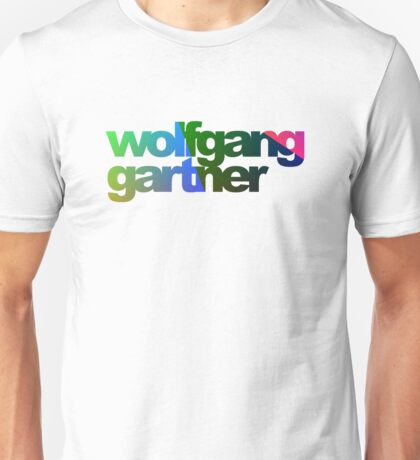 Wolfgang Gartner Unisex T-Shirt