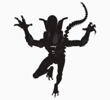 Alien Xenomorph by Chris Johnson