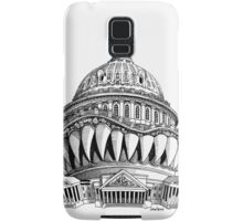 Angry Washington Samsung Galaxy Case/Skin
