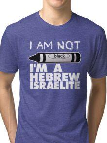 NOT BLACK BLK Tri-blend T-Shirt