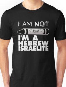 NOT BLACK BLK Unisex T-Shirt