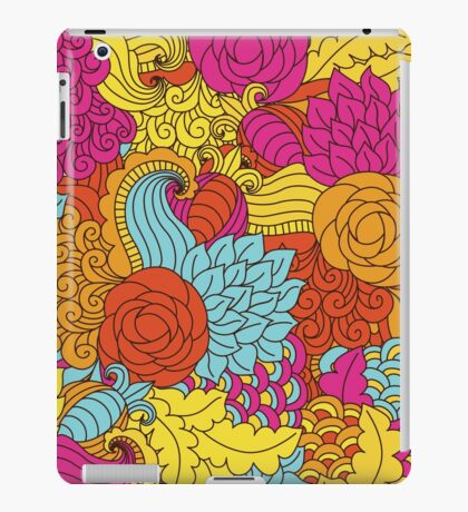 Affable Lucky Humorous Placid iPad Case/Skin
