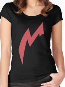 Zangoose Stripe Women's Fitted Scoop T-Shirt
