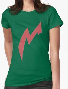 Zangoose Stripe Womens Fitted T-Shirt