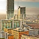 Beetham Tower, Manchester (tilt and shift) by Stephen Knowles