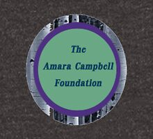 The Amara Campbell Foundation Logo Round Mens V-Neck T-Shirt