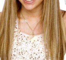 Fetus Hannah Montana Sticker
