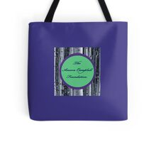 The Amara Campbell Foundation Square Logo Tote Bag