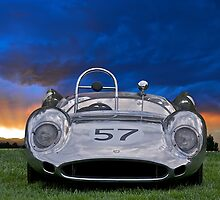 1962 Cooper Race Car ll by DaveKoontz