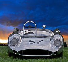 1962 Cooper Race Car ll by DaveKoontz