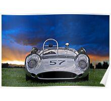 1962 Cooper Race Car ll Poster