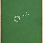 Breaking Bad Minimalist Poster by Wennu