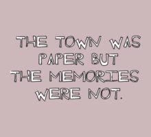 Paper Towns by AlaJonea