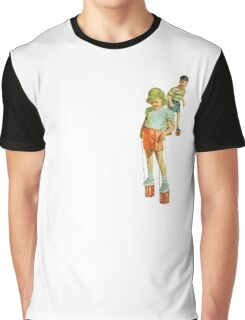 The Simple Life : Tin Can Stilts Graphic T-Shirt