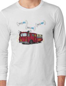 WiiU! WiiU! WiiU! (Basic) Long Sleeve T-Shirt
