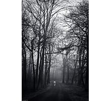 Off for a long walk Photographic Print