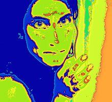 Green spirit by Haydee  Yordan