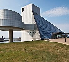 Rock 'n' Roll Hall Of Fame by Marty Straub