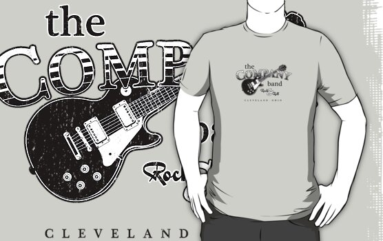 The Company Band - Design 2 - light by Jeffery Wright