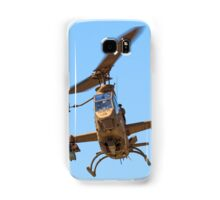 Israeli Air force (IAF) helicopter, Bell AH-1 Cobra in flight Samsung Galaxy Case/Skin