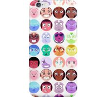 Steven Universe - (Updated) Cast Pattern! iPhone Case/Skin
