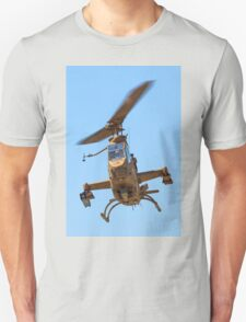 Israeli Air force (IAF) helicopter, Bell AH-1 Cobra in flight T-Shirt